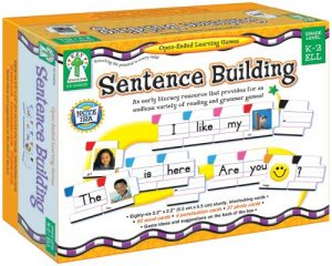 Key Education Sentence Building Reviews