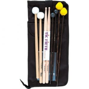 Vic Firth Intermediate Education Pack (includes SD2, M3, M6, T3, BSB) Reviews
