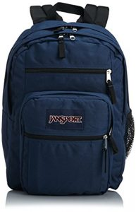 JanSport Big Student Classics Series Backpack – Navy Reviews