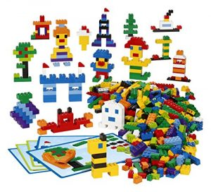 Creative LEGO Brick Set by LEGO Education Reviews