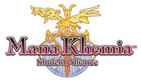 'Mana Khemia: Student Alliance' game logo
