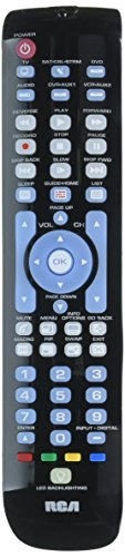AUDIOVOX RCRN06GR 6 Device, Universal Learning Remote