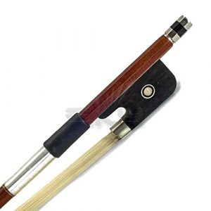 SKY Viola Bow Brazilwood Beginner Student Level Well-Balanced