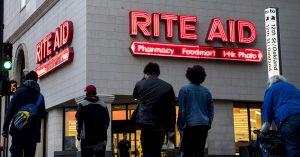 Rite Aid raises tobacco buying age to 21, following Walgreens' lead