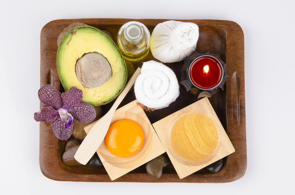 Egg Yolk for hair