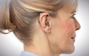 Oticon Dynamo power hearing aid