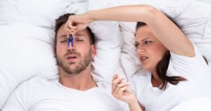 Medical expert reveals three simple steps that can help you stop snoring