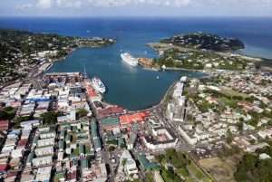 Health officials quarantine a cruise ship in St. Lucia after confirming a case of measles
