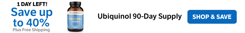 Save up to 40% on a Select Ubiquinol 90-Day Supply
