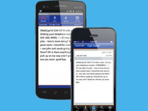 CapTel app