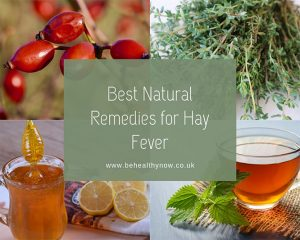 Best natural remedies for hay fever