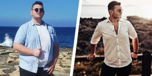 The Super Easy Diet Plan That Helped This Guy Lose 130 Pounds – menshealth.com