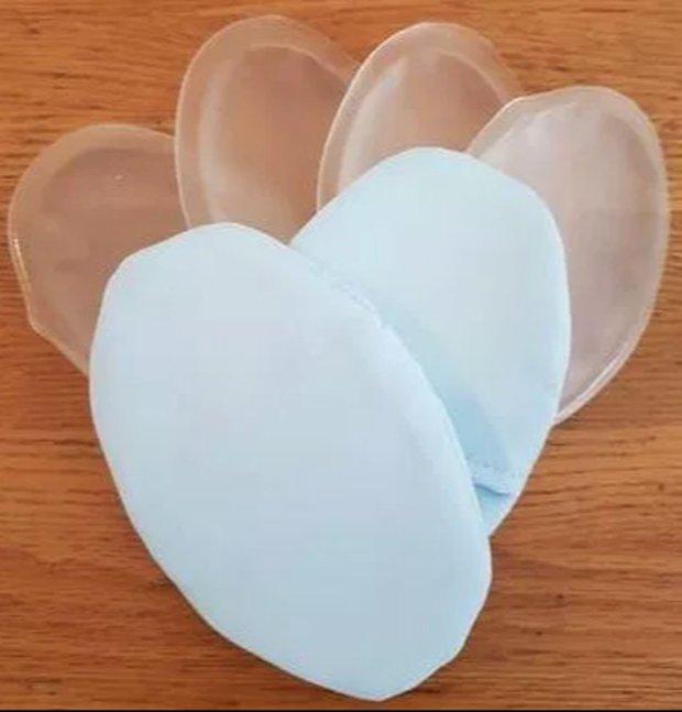 freezable bra pads