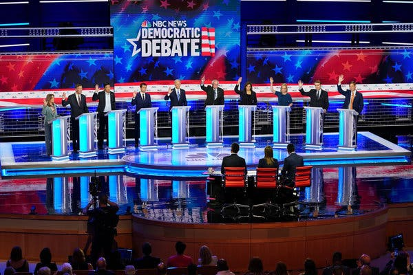 During the second night of the Democratic debates last week, the idea of extending health care coverage to undocumented immigrants received a unanimous show of hands in support.