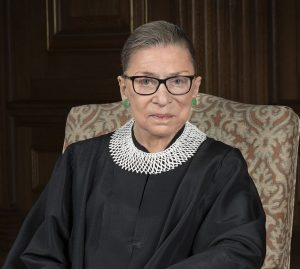 Ruth Bader Ginsburg Treated for Pancreas Tumor