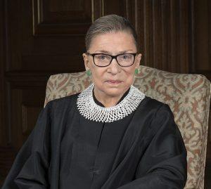 Ruth Bader Ginsburg Treated for Pancreas Tumor