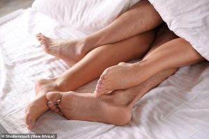Why women SHOULD fake orgasms: It might make them more likely to have a real one, study claims