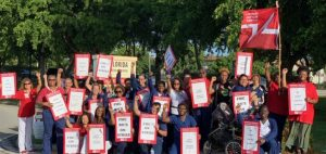 Tenet nurses hit the picket line in 3 states