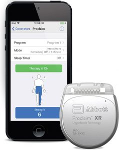 Abbott Proclaim XR 10-Year Spinal Cord Stimulator FDA Approved for Chronic Pain