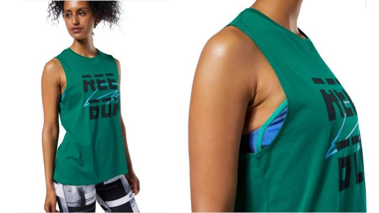 Reebok tank top main