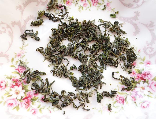 Chun Ya Chinese green tea