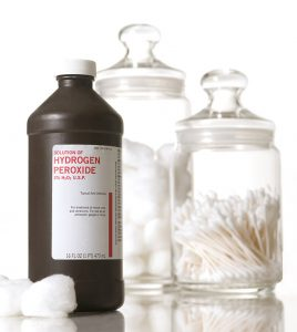 Everything you need to know about Hydrogen Peroxide: Is it a safe alternative to bleach?