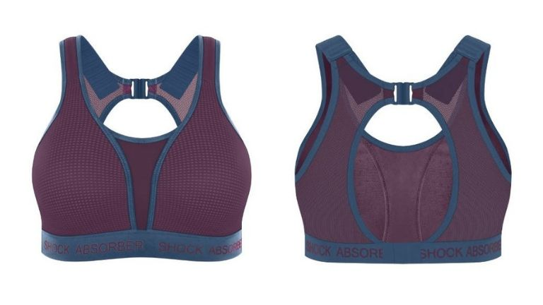 shock absrber sports bra