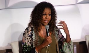 New social media scheme encourages girls to follow positive figures such as Michelle Obama