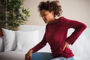 Link found between chronic headache and back pain