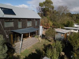 The innovative house that can be recycled