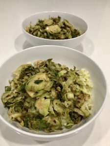 Healthy Thanksgiving Party Side-Dishes