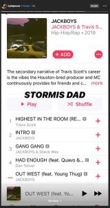 "Travis Scott Low-Key Addresses Kylie Jenner Split in His New Song ""Gatti"""