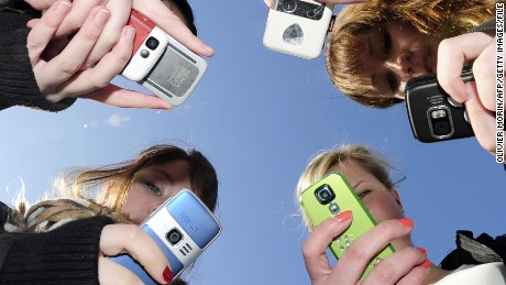 Model good behavior: Teens won't get off their phones if you're always on yours.