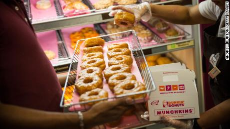 It's OK if a coworker's  box of donuts throws you off for one day.