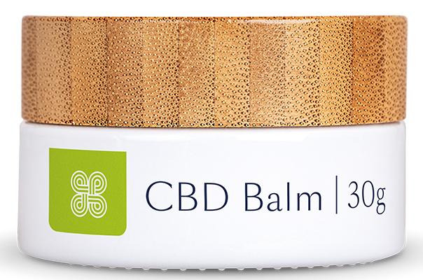 CBD Balm Healthspan Product Shot NEW