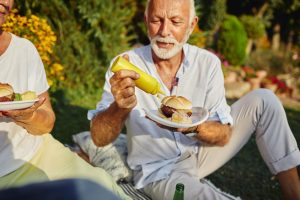 Unhealthful diet linked with vision loss later in life