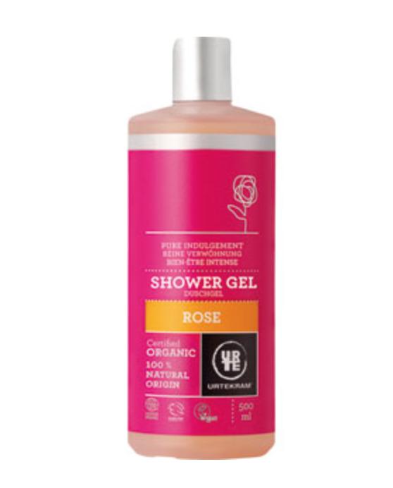 Best-organic-shower-gels-rose