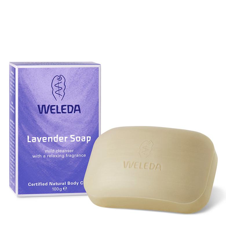best organic shower gels weleda lavender bar soap