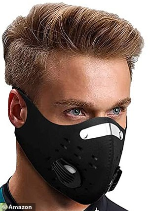 This mask is for sale for £11.99 on Amazon