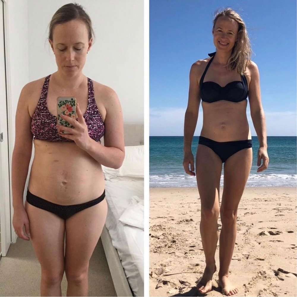 Chronic gut issues: How This Mom Shed 22 Pounds & Successfully Kept It Off