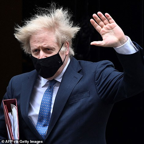 But Boris Johnson is yet to speed up England's exit, despite cases also continuing to fall in the UK nation. Boris's plan is seen as more ambitious than Ms Sturgeon's