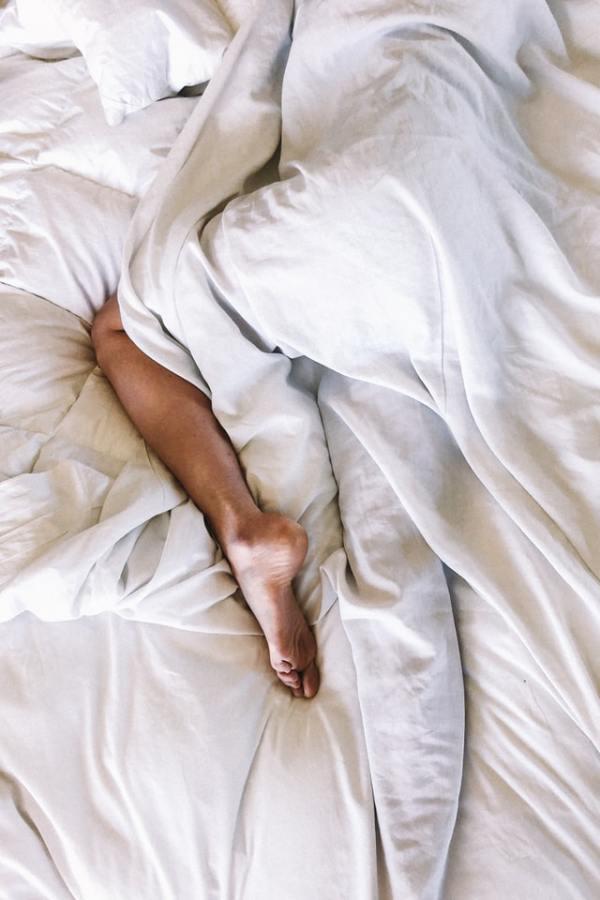 person sleeping sleep sleep
